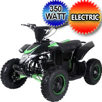 350 Watt 24 Volt Electric Four Wheeler ATV - E2-350