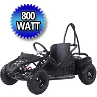 800Watt 48V Kids Electric Go Kart - EK80