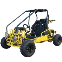 Brand New GK110 110cc 4 Stroke Go Kart