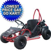 Brand New GK80 80cc 4 Stroke Go Kart