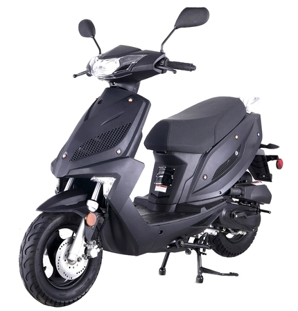 Tao Tao 50cc Fully Automatic Gas Moped Scooter - Speed 50