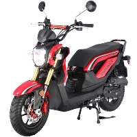 50cc Zummer 50 4 Stroke Moped Scooter
