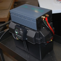 12V 1500 Amp Hour 1600 Watt Solar Power Generator