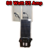 Solar Powered Generator 55 Amp Solar Power Generator with Faraday Cage