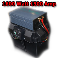 Solar Powered Generator 12V 1500 Amp Hour 1600 Watt Solar Power Generator