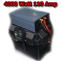 Solar Powered Generator 4000 Watts 110 Amp Hours Solar Power Generator