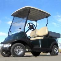48V Club Car Precedent Utility Golf Cart With Aluminum Dump Bed
