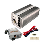 High Quality 5000 Watt Inverter with Battery Kit