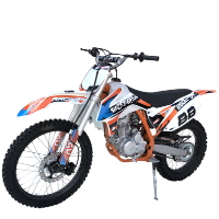 250cc Dirt Bike 5 Speed Manual With Electric/Kick Start  - X-88