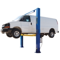 Automotive Titan HD2P-10000AC-D 2-Post Direct Drive Car Vehicle Lift