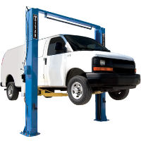 Automotive Titan HD2P-11000ACX 2-Post Car Vehicle Lift