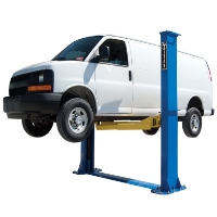 Automotive Titan HD2P-12000F 2-Post Car Vehicle Lift