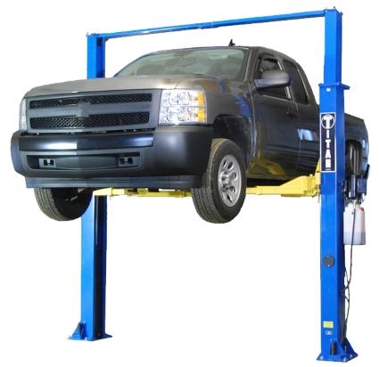 2 Post Car Vehicle Lift