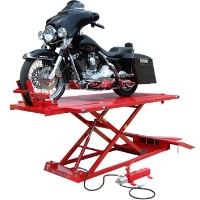 Automotive Titan 1500XLT Motorcycle Lift