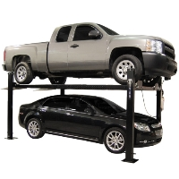 Automotive Titan SDPL-7000XLT 4-Post Car Vehicle Lift