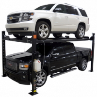 Brand New Automotive Titan 4-Post Car Vehicle Lift - SDPL-8000XLT