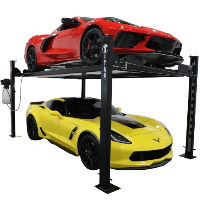 Brand New Automotive Titan 4-Post Car Vehicle Lift - SDPL-8000