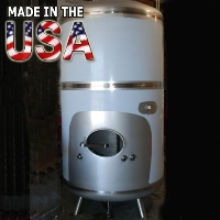 15 Barrel Stainless Steel Serving Tank Vessel Beer Server - 100% MADE IN THE USA