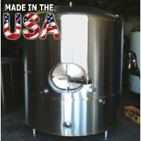 Brand New Stainless Steel 30 Barrel Brite / Bright Beer Tank