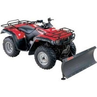 High Quality Swisher Universal ATV/UTV Plow Blade Kit — 50in Wide