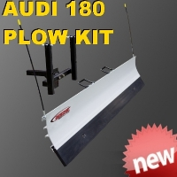 Audi 180 Utility Plow