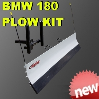 BMW 180 Utility Snow Plow