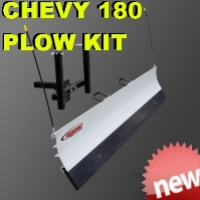 Chevy 180 Utility Snow Plow