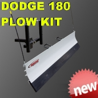 Dodge 180 Utility Snow Plow