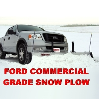 Ford Commercial Grade Snow Plow Kit
