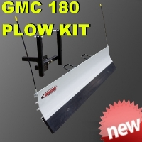 GMC 180 Utility Snow Plow