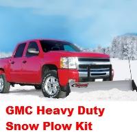 GMC Heavy Duty Plow Kit