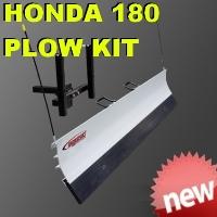 Honda 180 Utility Snow Plow