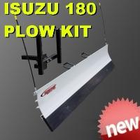 Isuzu 180 Utility Snow Plow