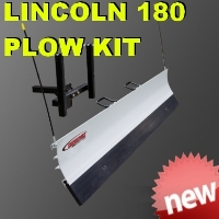 Lincoln 180 Utility Snow Plow