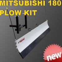 Mitsubishi  180 Utility Plow