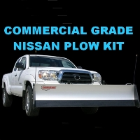 Commercial Grade Nissan Plow Kit