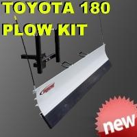 Toyota 180 Utility Snow Plow