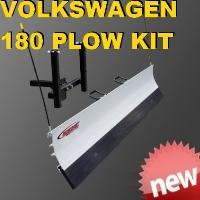 Volkswagen 180 Utility Plow