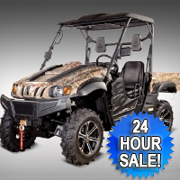 500cc Mammoth Utility Vehicle