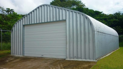 30 39 x 50 39 x 16 39 residential rv covered carport for Cost to build rv garage