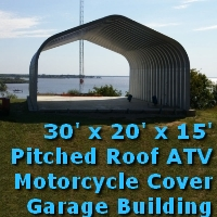 Arched Metal Buildings, Metal Arch Buildings, Arched Metal