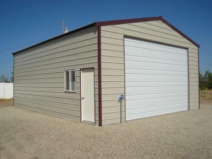 12 39 X 20 39 X 8 39 Steel Frame Shed Garage Building Kit