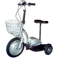 500watt 48v Folding Triple Seg Scooter