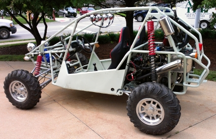 how to make a go kart street legal