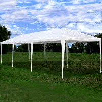 10'x30' White Party Wedding Canopy Tent