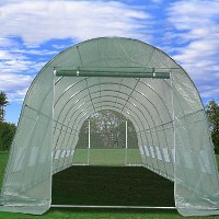 High Quality 26' x 12' Green Walk In Greenhouse