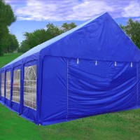 26'x20' Blue Heavy Duty Party Wedding Tent Canopy Carport