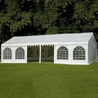 40'x26' PVC White Heavy Duty Party Wedding Tent