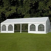 40'x20' PVC White Heavy Duty Party Wedding Tent