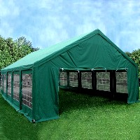 32'x20' Green Heavy Duty Party Wedding Tent Canopy Carport